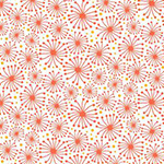 Flower Doodles - Dandelions in Orange