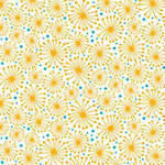 Flower Doodles - Dandelions in Yellow