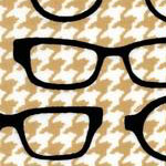 Spectacles in Tan