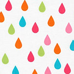 Whatever the Weather - Raindrops in Raindow