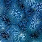 Raven Moon - Spider Web in Spooky