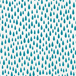 Pacific - Raindrops in Turquoise