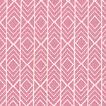 Pond - Wallpaper in Rose