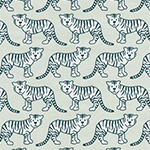 Library - Tigers in Silver