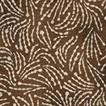 Courtyard Textures - Cotton Tufts in Taupe