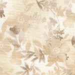 Courtyard Textures - Leaves in Taupe