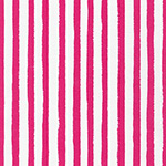 Dot and Stripe Delights - Stripes in Bright Pink