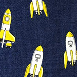 Novelty Items - Rocket Ships