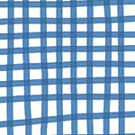 Daisy Chain - Plaid in Royal