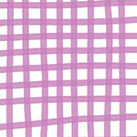 Daisy Chain - Plaid in Fuschia