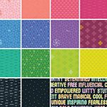 Good Vibes Only - 32 Piece Fat Quarter Bundle